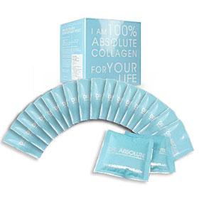 DR.ABSOLUTE Collagen คอลลาเจนผง บริสุทธิ์ 100% เพื่อผิวขาวกระจ่างใส ลดริ้วรอยเหี่ยวย่น