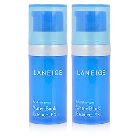 แพ็คคู่ Laneige Water Bank Essence_EX (10ml×2)