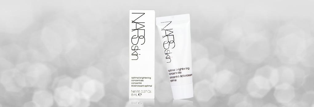 NARS Skin Optimal Brightening Concentrate 8ml เซรั่มบำรุงผิวสูตรทรงประสิทธิภาพ ช่วยลดเลือนความหมองคล้ำ จุดด่างดำ