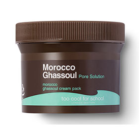 Too Cool For School Morocco Ghassoul Cream Pack 100ml