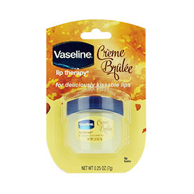Vaseline Lip Therapy 7g #Creme Brulee