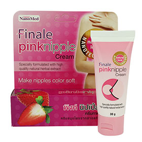 NanoMed Finale Pink Nipple Cream 30g