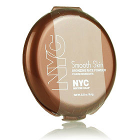 NYC Smooth Skin Bronzing Face Powder #720A Sunny  MUST HAVE ITEM  Momay Favorite
