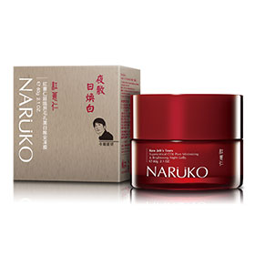 NARUKO Raw Job's Tears Brightening Night Gelly 60ml