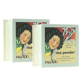 ซื้อ1แถม1Palladio Rice Powder Translucent 17g (RP02)