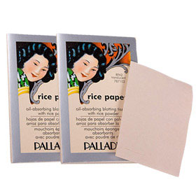 แพ็คคู่ Palladio Rice Paper #Translucent 40 Tissues 2pcs