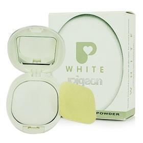 Pigeon Baby Compact Powder #White 20g