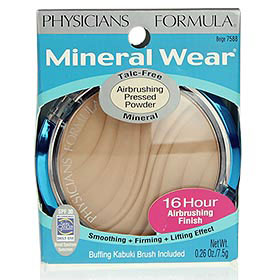 Physicians Formula Mineral Wear Airbrushing Pressed Powder #Beige(7588)