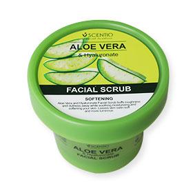Beauty Buffet Scentio Aloe Vera & Hyaluronate Facial Scrub 100ml