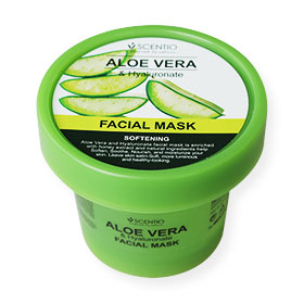 Beauty Buffet Scentio Aloe Vera & Hyaluronate Facial Mask 100ml