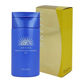 Shiseido Anessa Super Sunscreen Cleansing EX 120ml