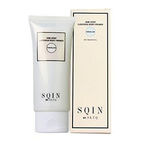 SQIN By SLYQ One - Step Luscious Body Primer #Porcelain 80g