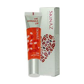 SkinAZ The Kissable 24H Lip Tattoo #Rising Sun image