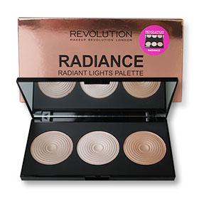 Makeup Revolution Radiance 3 Radiant Lights Highlighters 15g