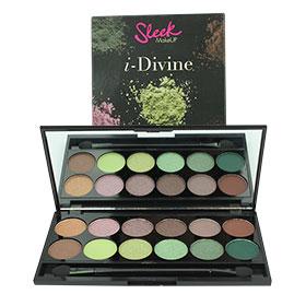 Sleek i-Divine Mineral Based Eye Shadow Palette #Garden Of Eden 447