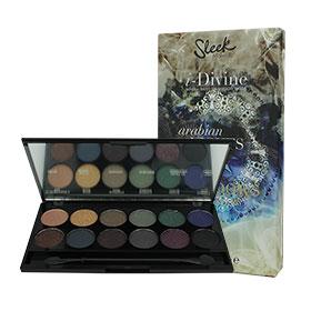 Sleek i-Divine Mineral Based Eye Shadow Palette #Arabian Nights 320