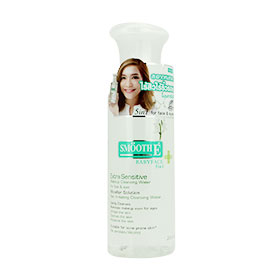 Smooth E Babyface Extra Sensitive Makeup Cleansing Water for Face & Eyes 200ml