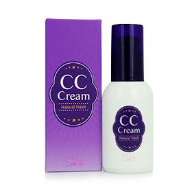 Sola CC Cream 30g #Natural Fresh