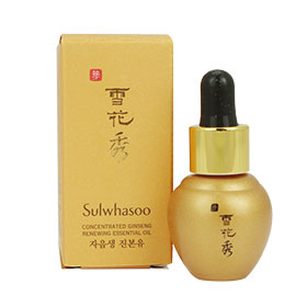 Sulwhasoo Concentrated Ginseng Renewing Essential Oil 5ml