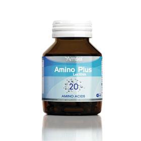 Amsel Amino Lecithin Plus 45 Capsules