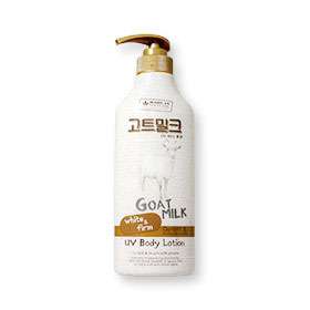 Beauty Buffet Made In Nature Goat Milk UV Body Lotion 450ml