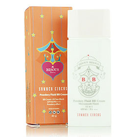 Bisous Bisous Summer Circus Powdery BB Cream#1 Light Beige