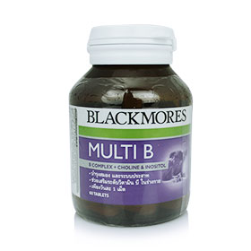 Blackmores Multi B Complex + Choline & Inositol (60 Tablets)