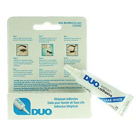 DUO Striplash Adhesive #Clear White 7g(Blue)