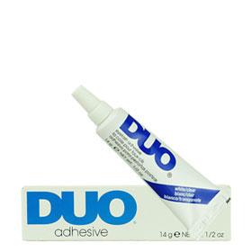 DUO Striplash Adhesive #White Clear 14g