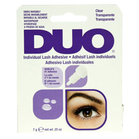 DUO Striplash Adhesive #Clear Transparent(Purple)