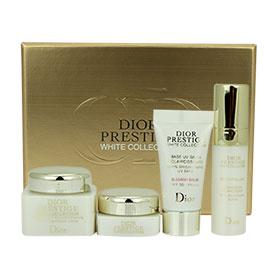 Dior Prestige White Collection Set (4 Items)