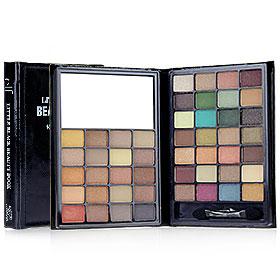 e.l.f. Little Black Beauty Book - Warm 48 colors