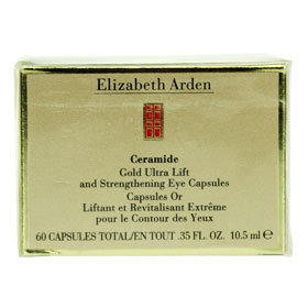 Elizabeth Arden Ceramide Gold Ultra Lift and Strengthening Eye Capsules