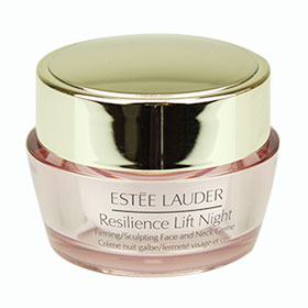 Estee Lauder Resilience Lift Night Firming/Sculpting Face and Neck Creme 15ml