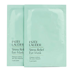 แพ็คคู่ Estee Lauder Stress Relief Eye Mask (1pair x 2)