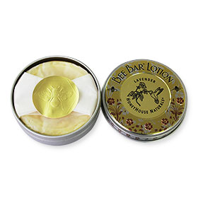 Honey House Naturals Lavender Bee Bar Lotion 56.8g