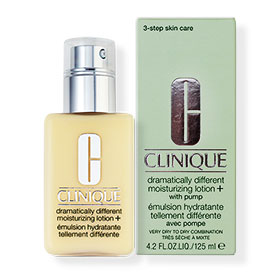 Clinique Dramatically Different Moisturizing Lotion with pump 125ml