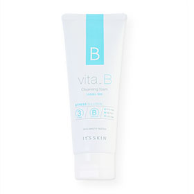 It's Skin Stress Solution Vita_B Cleansing Foam 150ml