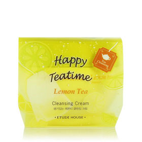 Etude House Happy Teatime Lemon Tea Cleansing Cream 180ml