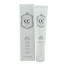Etude House Correct & Care CC Cream #01 Silky 35g