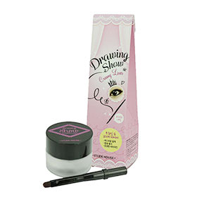 Etude House Drawing Show Creamy Liner 3.5g #BK801
