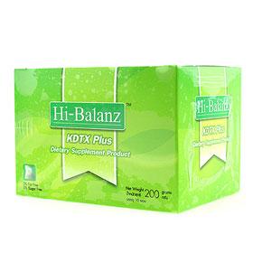Hi-Balanz KDTX Plus Detox Full System 10 pcs