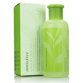 Innisfree Green Tea Pure Skin Toner 200ml