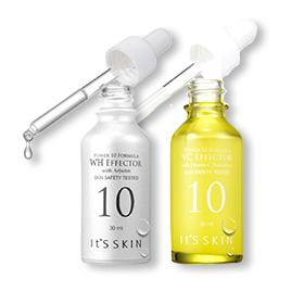 It's Skin Power 10 Formula Best Seller Set (VC Effector 30ml + WH Effector 30ml)