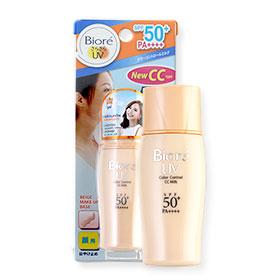 Biore UV Color Control CC Milk SPF50+/Pa+++ 30ml