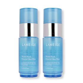 แพ็คคู่ Laneige Water Bank Mineral Skin Mist (30ml×2)
