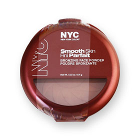 NYC Smooth Skin Bronzing Face Powder #720A Sunny