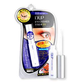 D.U.P Eyelashes Fixer EX #552 Clear Type
