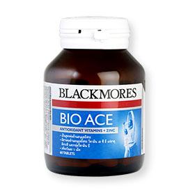 Blackmores Bio Ace Antioxidant Vitamins + Zinc (60 Tablets)
