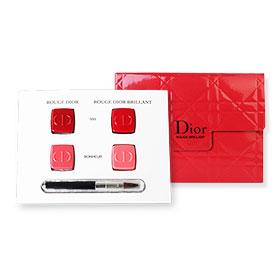 Dior Rouge Brillant Set 4 Colors